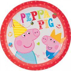 Thèmes d'anniversaire Peppa pig pour votre enfant - Annikids