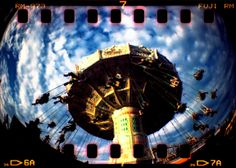 Diana Photography by Troch (via Lomography) Paradise Circus, Lomography, Fair Grounds, Gallery, Diana, Travel, 10 December, Advent, Art