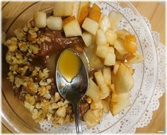 Schnell was für die Stimme – Gerste und Honig – Der Foodcoach-Blog Acai Bowl, Breakfast, Blog, Honey, Food Food, Acai Berry Bowl, Morning Coffee, Blogging