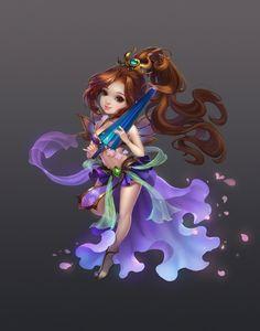 ArtStation - 111111, zhang wenjie