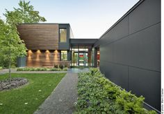 T House by Natalie Dionne #Architecture