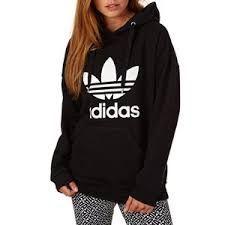 adidas trifoglio boonix rasa felpa adidas, vestiti e cappuccio