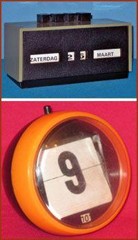 De Datumteller - Jeugdsentimenten.net