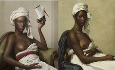 Portraits Reinterpreted - Peter Lippmann and Christian Louboutin