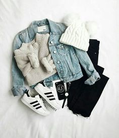 Which item would you add to your shopping list? credit Ellen Bee 2019 Which item would you add to your shopping list? credit Ellen Bee The post Which item would you add to your shopping list? credit Ellen Bee 2019 appeared first on Outfit Diy. Casual Sporty Outfits, Cute Comfy Outfits, Komplette Outfits, Cute Fall Outfits, Outfits For Teens, Stylish Outfits, Sporty Hair, Winter Outfits, Ootd Winter