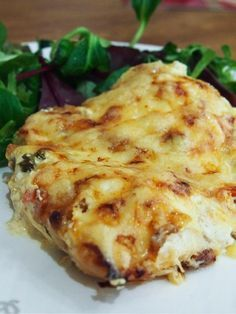 """This is """"Cauliflower Cheese"""" by Ashburton Cookery School on Vimeo, the home for high quality videos and the people who love them. Lchf, Keto, Cauliflower Cheese, Lasagna, Vegetables, Ethnic Recipes, Food, Holidays, Blogging"""