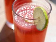 Watermelon Agua #Fresca for the chilling.. #fruitbeverage