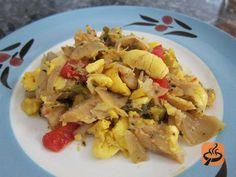 Nan's Ackee and Saltfish recipe