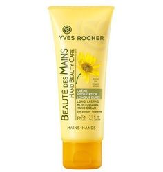 Yves Rocher Arnica Bio Beaute de Mains Hand Beauty Care Long-lasting moisturizing hand cream, 75 ml & Organic Arnica Moisturizing Hand cream , 75 ml