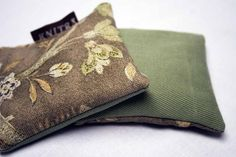 """2 Rice BagHand WarmersEach Bag measures 4"""" x 4"""" One of the best and most naturalistic ways to bring relieve to muscle/joint aches and pains is by applying mois"""