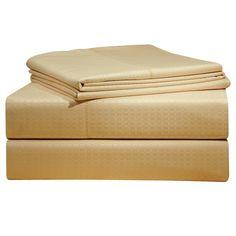 Dobby 525 Thread Count Pima Cotton Pillowcases
