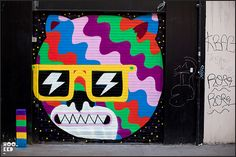 A collection of London street art photographed in SHoreditch, Brick Lane and Hackney. Amazing Street Art, Expositions, London Street, Street Art Graffiti, City Art, Tag Art, Urban Art, Character Design, Illustration Art