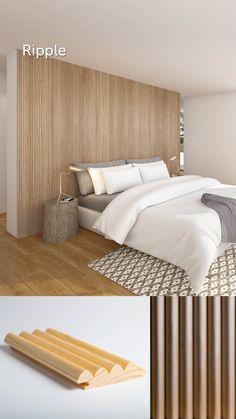 Room Ideas Bedroom, Bedroom Furniture, Bedroom Decor, Modern Bedroom Design, Bathroom Interior Design, Feature Wall Bedroom, Hotel Room Design, Dream Home Design, Apartment Design