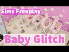 FEB 2016 Sims Freeplay | How to do the Baby Glitch | Tutorial - YouTube