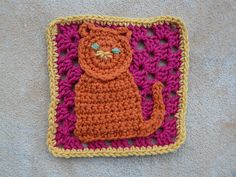 Ravelry: crochetbug13's Square 92