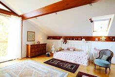 Stylish girly bedroom