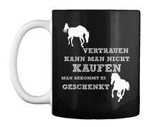 Coffee Mug, Kaffee Tasse für Pferdefreunde Shops, Mugs, Tableware, Confidence, Kaffee, Tents, Dinnerware, Tumblers, Tablewares