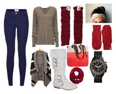 Autumn Fashion by brooklynnc95 on Polyvore featuring turban style ear warmer from The Snugglery