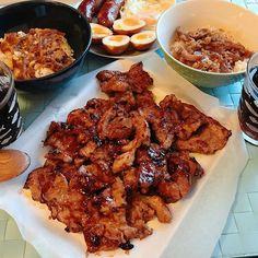𓇼𓆉𓇼𓆉 雨天的自宅烤肉🍺 嚼兩口望向玻璃窗外 有種淒美感☔️ #大盛り  #烤肉 #肉 #手作り #たまご  #半熟玉子 #バーベキュー #牛丼  #sausage #barbecue #BBQ  #yakiniku  #madebyme  #meatlover #marbling  #gourmet #pork #cooking  #delish #homemadefood  #egg  #colorful  #gourmet #madebyme  #iphoneonly  #foodporn #花光光日常 #偽人妻下廚 #美味しい  #相機食先