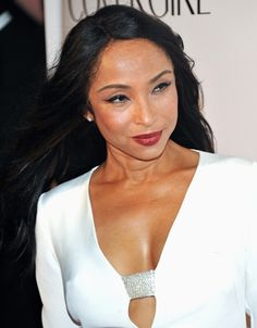 The beautiful and talented Sade.