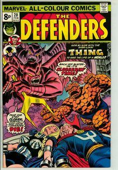 Defenders 20 (FN- 5.5) pence