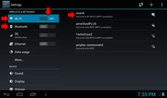Android How-To: Settings Screen