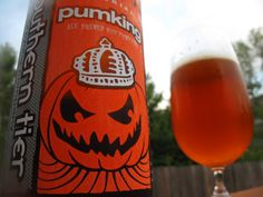 Pumking  Southern Tier Brewing Company Pumpkin Ale 8.60 (4)  www.facebook.com/PumpkinPatchTV