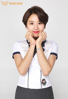 TWICE Son Chaeyoung for Skoolooks