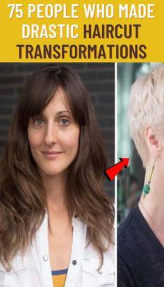 #People #Made #Drastic #Haircut #Transformations Dot Nail Art, Glitter Nail Art, Cute Promise Rings, Classy Nail Art, Long Square Acrylic Nails, Discreet Tattoos, Lipstick Designs, Glamour Nails, Stylist Tattoos