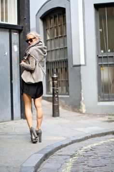 Hush n Wonder: Happiness is a Pair of Silk Shorts