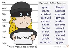 Teacher's Pet Displays » Criminal Words Mats » FREE downloadable EYFS, KS1, KS2 classroom display and teaching aid resources » A Sparklebox alternative