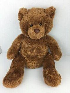 Sunkid Baby Kids Bean Bag Bear Grey Brown