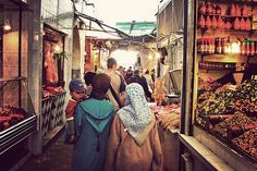 Tangier, Morocco...Marketplace