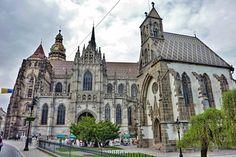 Dóm svätej Alžbety a St Michael kaplnka, návšteva Košice - Zaujímavosti v Košiciach