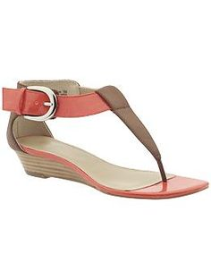 Tried these on in person at DSW, they were so comfy and cute and the coral was much brighter in real life. Love them!