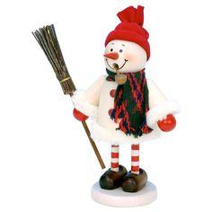 Ulbricht Snowman Smoker - 35-461