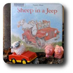 Sheep in a Jeep activities