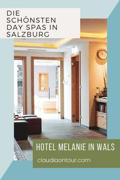 Day Spa in Wals bei Salzburg. Hotel Melanie in Wals bietet einen schönen Wellness Bereich mit Day Spa Angeboten.