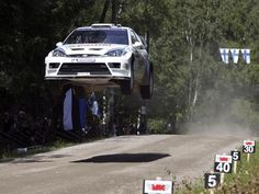 The flying ford focus