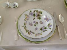Kate Middleton's Herend china pattern.