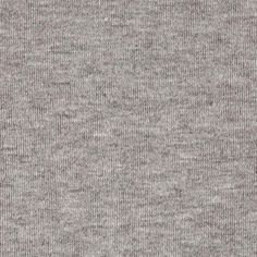 Cotton Blend Jersey Knit Gray from @fabricdotcom  This medium weight jersey knit features an ultra soft hand, lovely fluid drape and four way stretch- 50% stretch across the grain and 15% vertical stretch. It is perfect for creating stylish tops, tanks, form fitting dresses, skirts, loungewear and T-shirts.