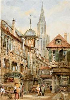 Cabinet des Estampes de Strasbourg - Alsace