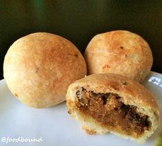 Baked Kachori Recipe - www.foodbound.wordpress.com