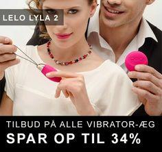 Tilbud på vibrator-æg, men kun denne weekend (uge 7) - http://www.elodea.dk/kvinde/vibrator/vibrator-aeg