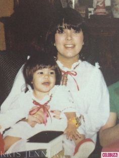 Kris Jenner wishes daughter Kourtney a happy birthday with a gallery of super cute vintage pics!