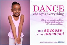 Her success is our success!