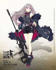 Manga Kawaii, Chica Anime Manga, Kawaii Anime Girl, Anime Art Girl, Anime Girls, Anime Military, Military Girl, Manga Girl, Female Character Design