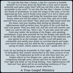 #atruegospelministry #fasting #prayer