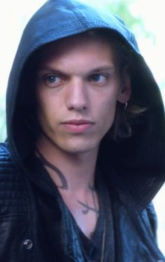 Jamie Campbell Bower in The Mortal Instruments: City of Bones