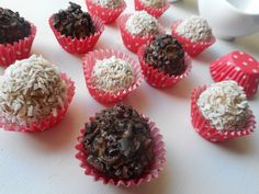 Truffle Style Sweets